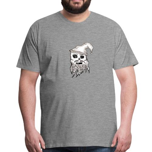 the Old Gnome - T-shirt Premium Homme