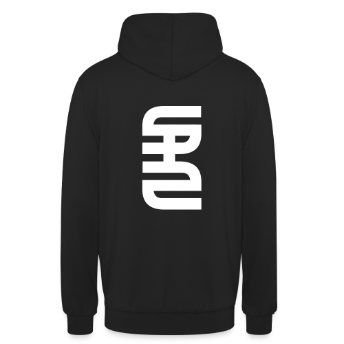 STAHLSCHLAG Unisex Hoodie with STS on back - Unisex Hoodie