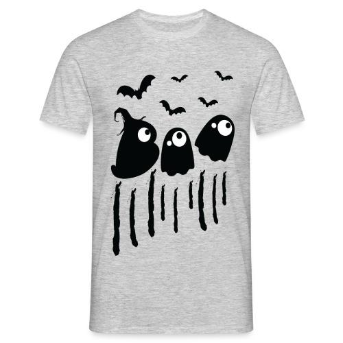 Boo Halloween Men's T-Shirt - Men's T-Shirt