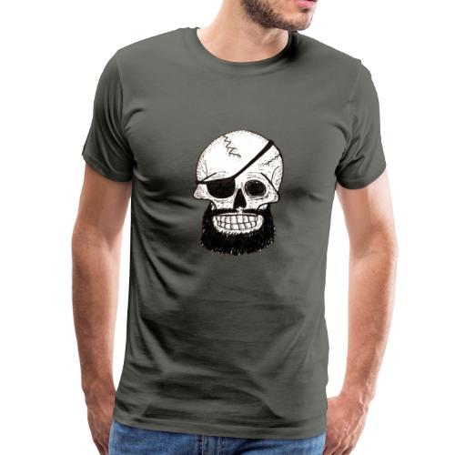 jcit Beard - T-shirt Premium Homme