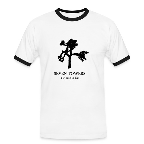Joshua Tree Style - Men's Ringer Shirt