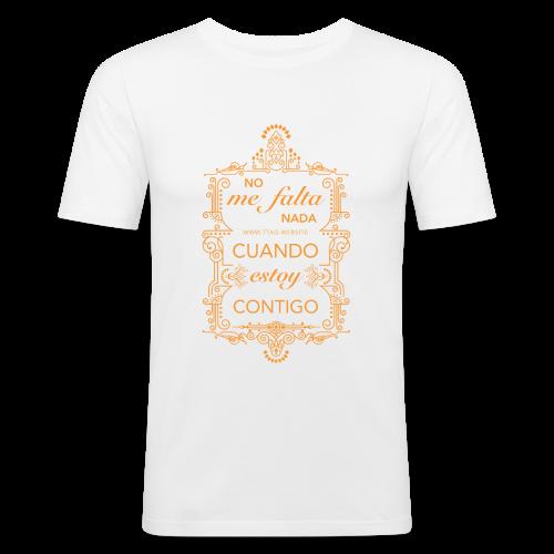 Nada - Men's Slim Fit T-Shirt