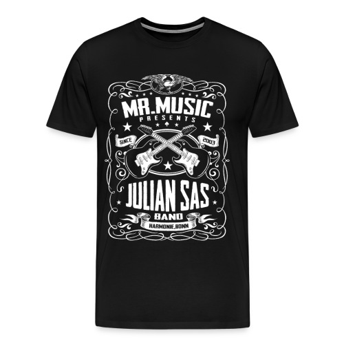 Julian Sas, Bonn - Mannen Premium T-shirt