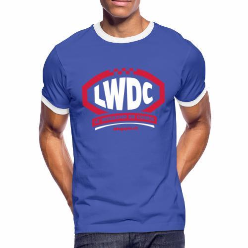 army - T-shirt contrasté Homme