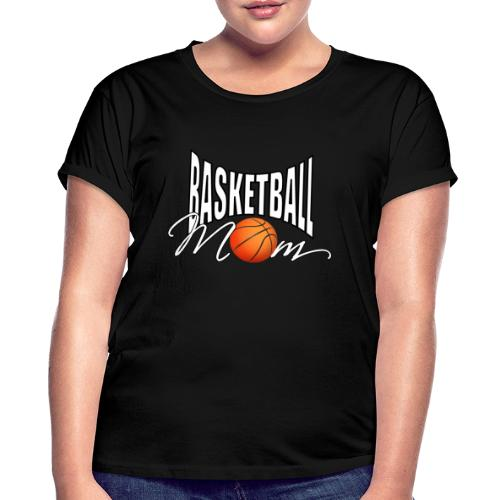 Basketball Mom - Frauen Oversize T-Shirt