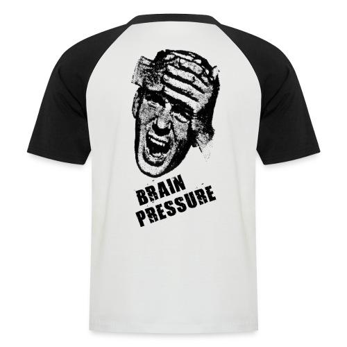 Rottencore Brain Pressure 1 - Men's Baseball T-Shirt