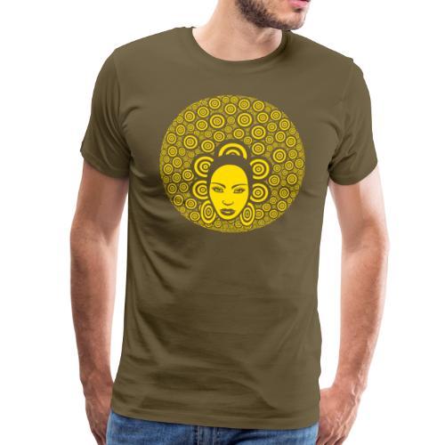 Seventies woman - Men's Premium T-Shirt