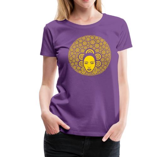 Seventies woman - Women's Premium T-Shirt