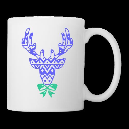 Reindeer Mug - Mug