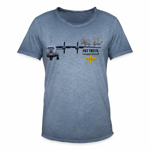 Antonov 12 T-Shirts - Männer Vintage T-Shirt