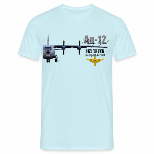Antonov 12 T-Shirts - Männer T-Shirt
