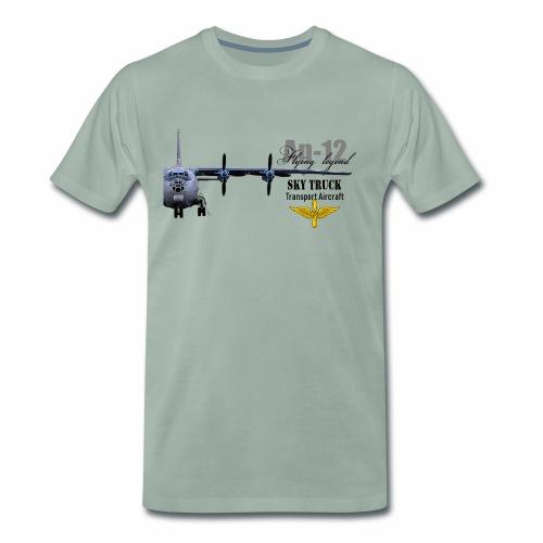 Antonov 12 T-Shirts - Männer Premium T-Shirt