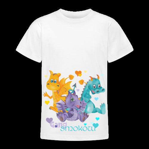 Gang Smoków - Koszulka młodzieżowa