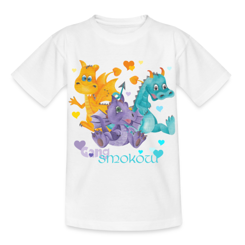 Gang Smoków - Koszulka dziecięca