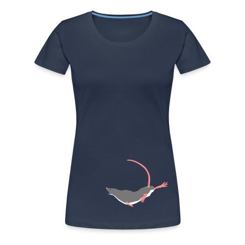 Eurasian Water Shrew - Women's Premium T-Shirt