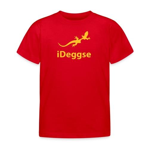 iDeggse - Kindershirt - Kinder T-Shirt