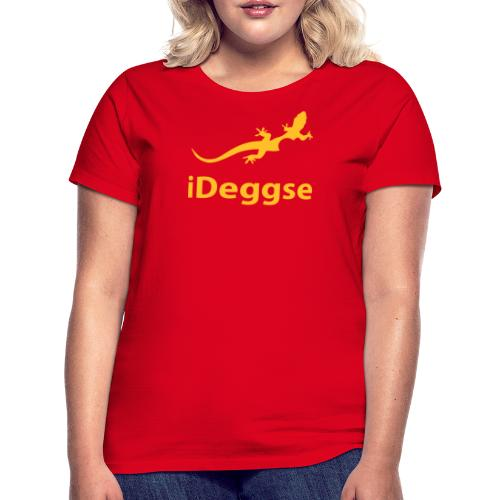 iDeggse - Damenshirt - Frauen T-Shirt