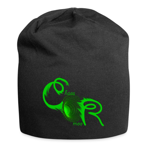 Beanie ChaosRoom grün - Jersey-Beanie