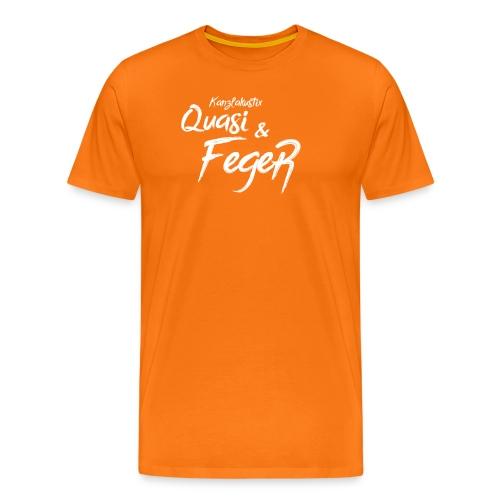 Quasi & Feger Shirt - Männer Premium T-Shirt