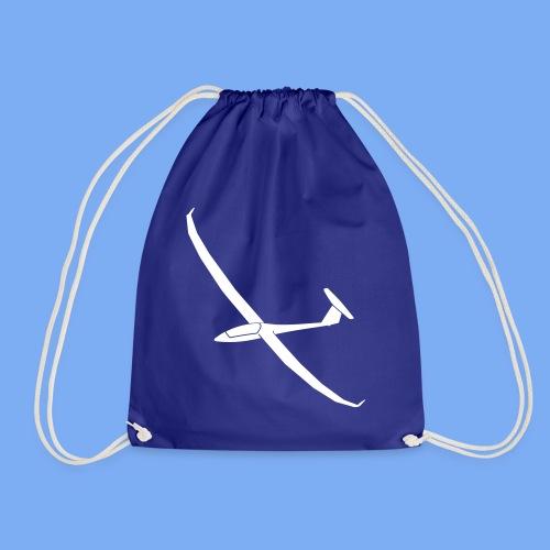 Segelflugzeug Arcus Segelflieger Geschenk Rucksack - Drawstring Bag