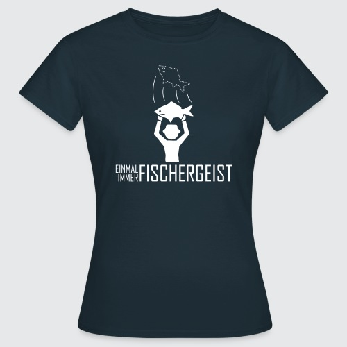 fishermanghost - Frauen T-Shirt