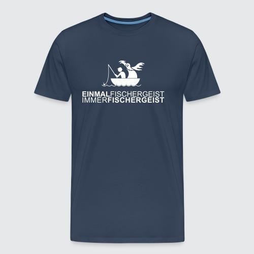 fishermanghost v2 - Männer Premium T-Shirt