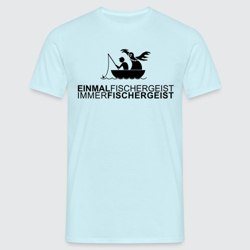 fishermanghost v2 - Männer T-Shirt