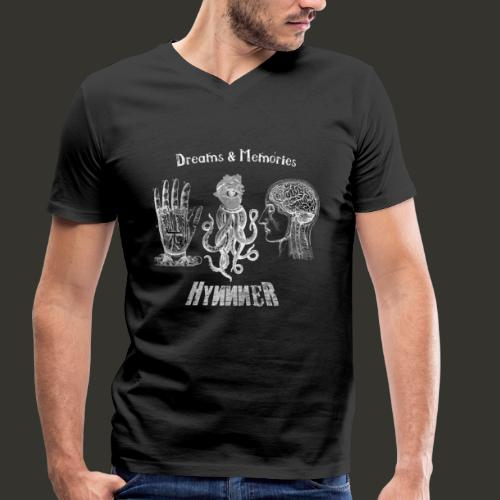 Dreams & Memories (Boy) - T-shirt bio col V Stanley & Stella Homme