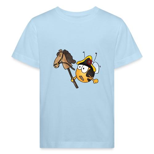 Kommandant Dreikäsehoch - Kinder Bio-T-Shirt