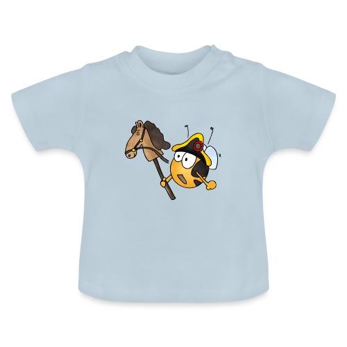 Kommandant Dreikäsehoch - Baby T-Shirt
