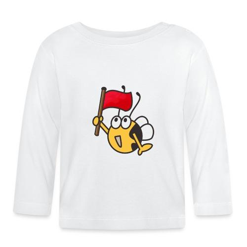 Fahnenträger - Baby Langarmshirt