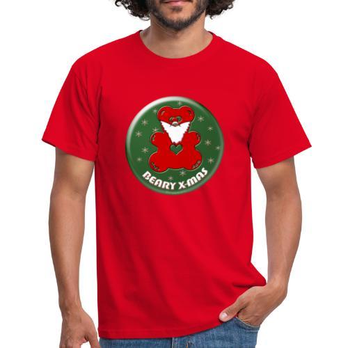 Shirt für Dein perfektes beary X-mas - Männer T-Shirt