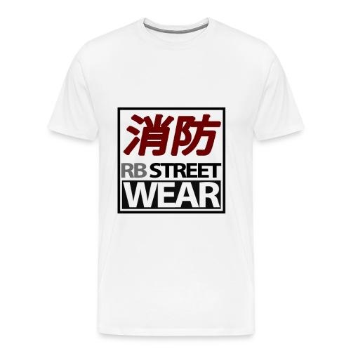 STREET WEAR SWEAT - Männer Premium T-Shirt