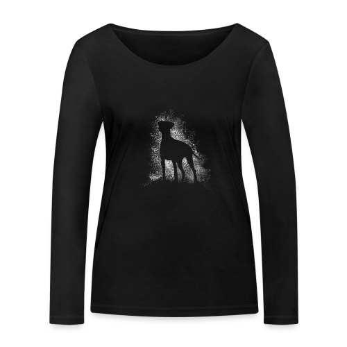 Dobi Silhouette - Frauen Bio-Langarmshirt von Stanley & Stella