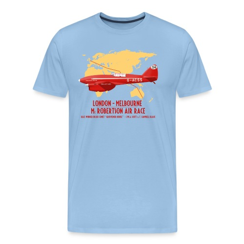 de havilland Comet - Men's Premium T-Shirt