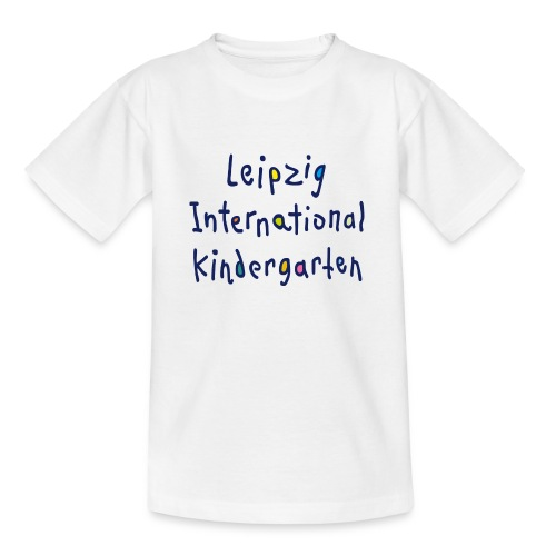 LIK Kids P.E Shirt Logo Full - Kids' T-Shirt