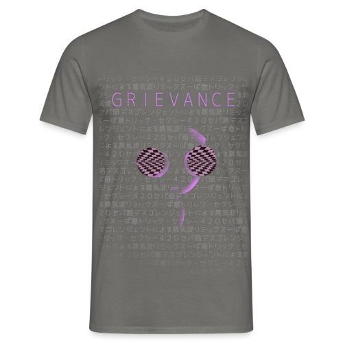 GRIEVANCE Vape Shirt (Männer) - Männer T-Shirt