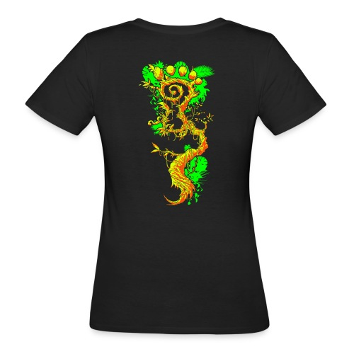 Footmooss by Gaoshan Oolong - Women's Organic T-Shirt