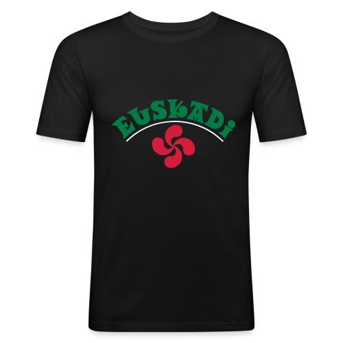 Euskadi - Euzkadi - T-shirt près du corps Homme