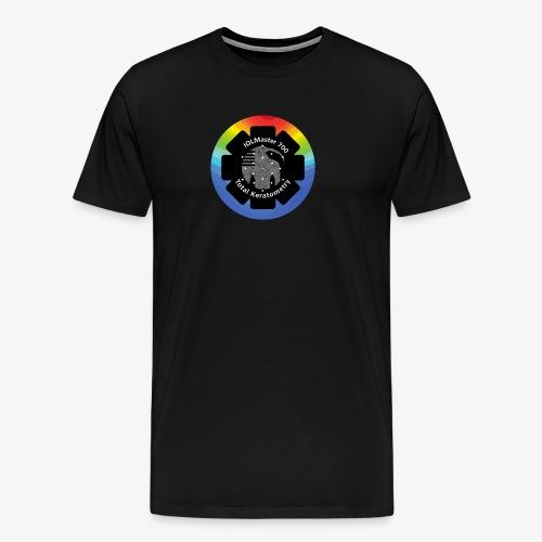 IOLMaster TK-Release T-Shirt Männer schwarz - Männer Premium T-Shirt