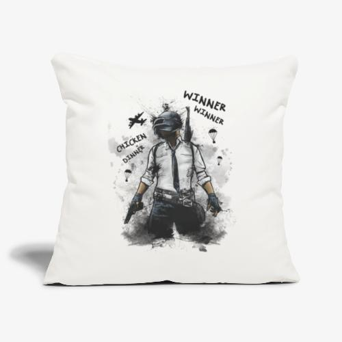 OutKasts.EU PUBG Chicken Dinner Sofa pillow cover 44 x 44 cm - Sofa pillow cover 44 x 44 cm