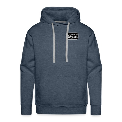 forged at fat als hoodie - Men's Premium Hoodie