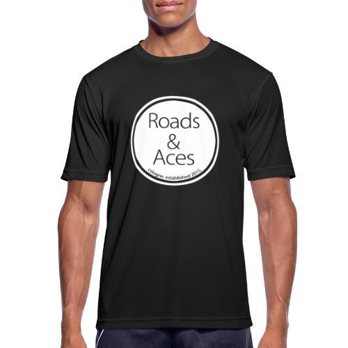 Running men Oneness - Männer T-Shirt atmungsaktiv