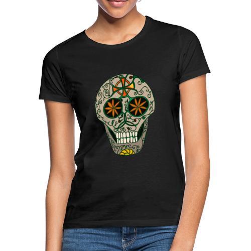Samhain Skull - Women's T-Shirt