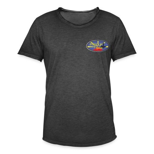 Reunion Flag - T-shirt vintage Homme