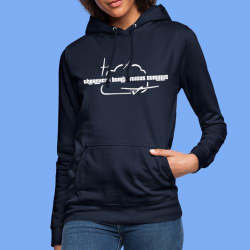 Segelflugzeug Pilot Segelflieger Geschenk T-Shirt - Women's Hoodie