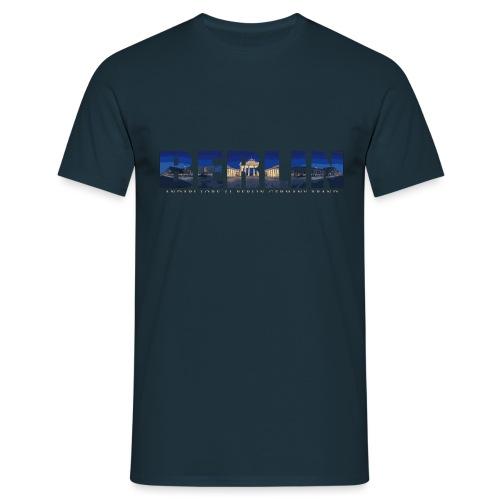 Andari Lore´ll Männer Tee Classic - Männer T-Shirt