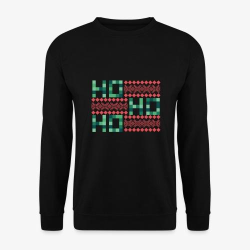 Ho, Ho, Ho / Ugly X-Mas 2 Pullover & Hoodies - Männer Pullover