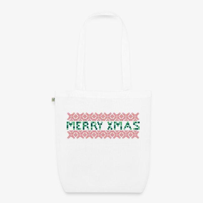 Merry X-Mas Ugly 3 Taschen & Rucksäcke