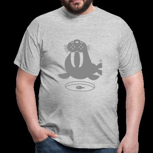 BD Walrus Tshirt - Männer T-Shirt